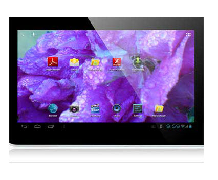 EKEN leopard Eken Electronics Launched Eken Leopard Android ICS Tablets In India