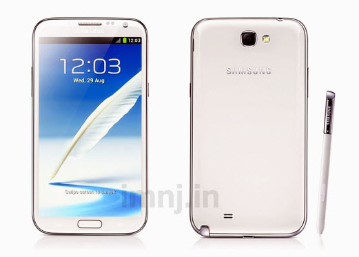 Galaxy Note 2 N7100 Update Samsung Galaxy Note 2 N7100 with Omega Custom ROM Firmware [How To]