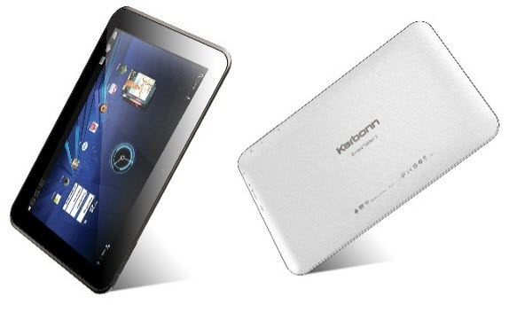 Karbonn Agnee 1 Karbonn Agnee 3G Tablet Will Launched During Diwali in India