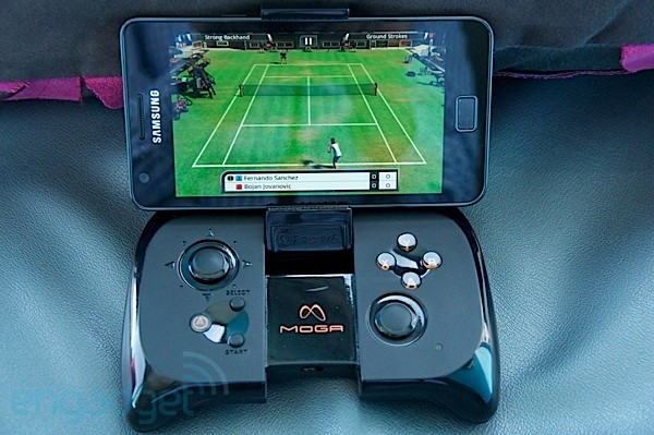 MOGA A Bluetooth Controller MOGA : A Bluetooth Controller is Now Available For Pre Order at Online