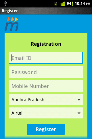 Mobile and DTH Recharge app 1 Recharge Your Mobile and DTH Via Android Phone