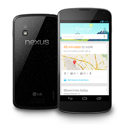 Nexus 41 Nexus 4, Nexus 7 And Nexus 10   Specs, Features Price Range and Availability