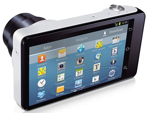 Samsung Galaxy Camera Samsung Galaxy Camera will Arrive on AT&T, Exact Release Date and Price are Unknown