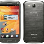 Samsung Galaxy S III Alpha SC-03E Smartphone Announced in Japan