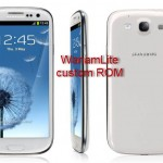 Update Samsung Galaxy S3 with Jellybean 4.1.1 WanamLite Custom ROM Firmware [How To]