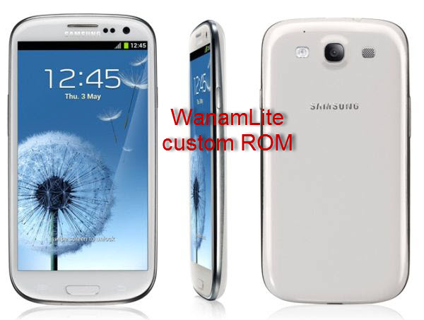 Samsung Galaxy S3 GT I93004 Update Samsung Galaxy S3 with Jellybean 4.1.1 WanamLite Custom ROM Firmware [How To]