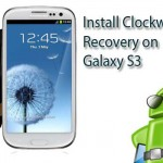 How to Install Clockwork Mod Touch Recovery 6.0.1.2 in Samsung Galaxy S3 I9300