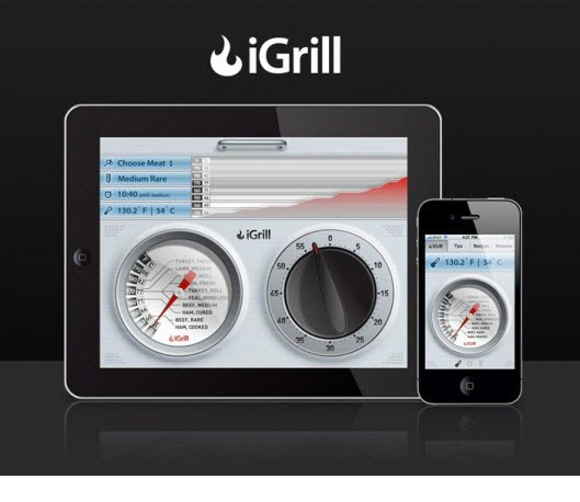 igrill 1 iGrill an Android App For Cooking 