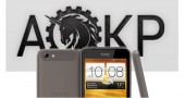 AT&T HTC One -AOKP Jellybean Firmware