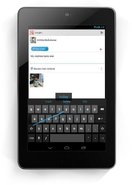 Android 4.2 Keyboard with Gesture Typing How to Install Android 4.2 Keyboard with Gesture Typing