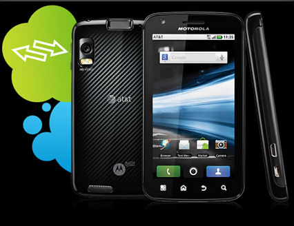 Motorola Atrix 4G How to Root Gingerbread 2.3.6 (4.5.141) in Motorola Atrix 4G