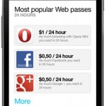 Opera Launches Web Pass, Now Customers Can Pay Only For Accessing Your Favourite Websites