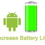 How to Improve the Android Smartphone Battery Life