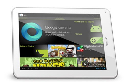 Archos 97 Titanium HD Android Tablet