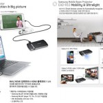 Samsung Mobile Beam Projector EAD-R10 : An Accessory for Samsung Galaxy Devices