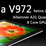 Onda V972 Android Tablet – Specs and Price