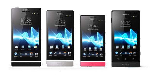 Sony Xperia devices New ICS Software Version Available for Xperia P, Xperia U, Xperia Go and Xperia Sola