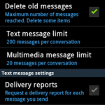 How to Delete Old Text Messgaes Automatically in Your Android Smartphone