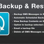 How to Backup and Restore SMS Messages
