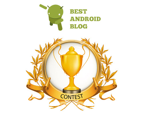 Best Android Blog Contest