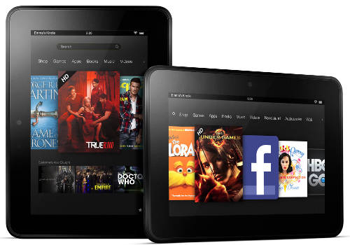 Kindle Free Kindle Free : An App to Install Third Party Launcher in Kindle Fire HD