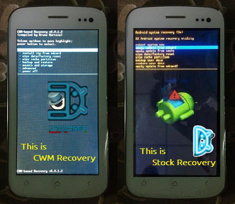Micromax A110 stock and clockworkmod recovery