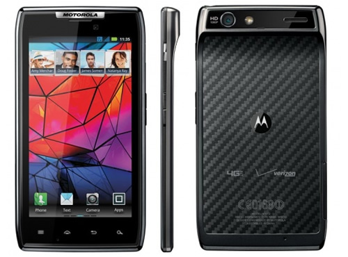 Motorola Droid Razr1 How to Update Accidental Jelly Bean 4.1.2 in Motorola Droid Razr Smartphone