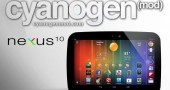 Nexus 4 with CyanogenMod 10.1 Nightlies ROM