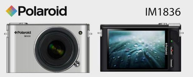 Polaroid Android camera Polaroid Announced Android Powered Camera (IM1836) in CES 2013   Rumored Specs