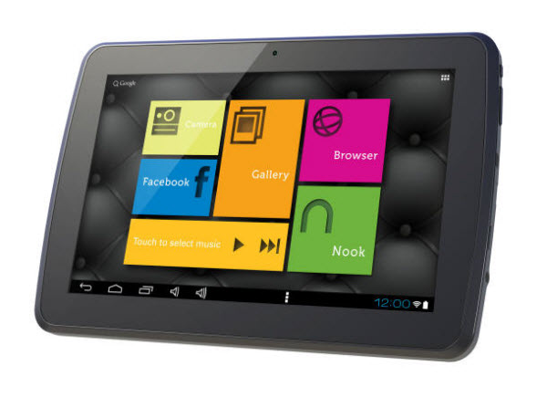 Polaroid M10 Polaroid M10 Tablet Launched in CES 2013 with Price Tag of $229