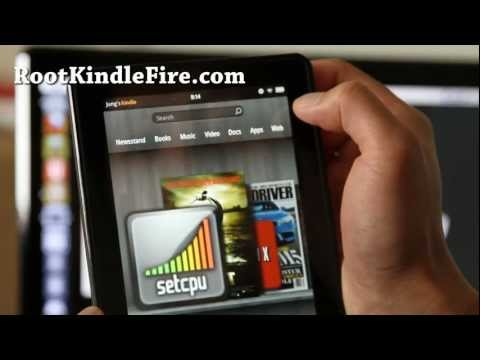Root Kindle Fire HD