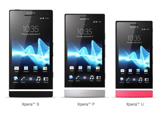 Sony-Xperia-Series