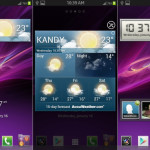 Sony Xperia Z Home Launcher Ported to Samsung Galaxy S2/S3/Note/Note 2/Nexus Handsets
