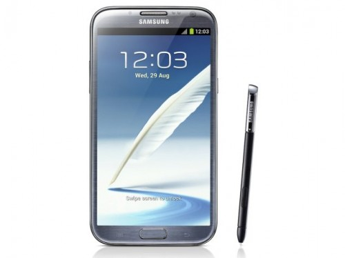 Verizon Galaxy Note II