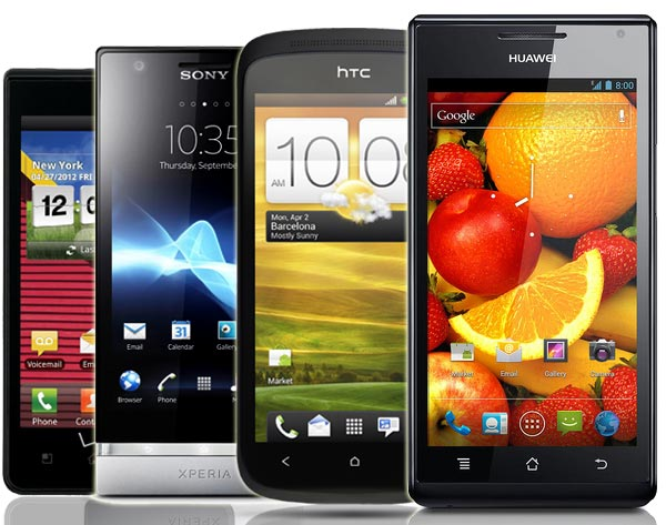 Best Midrange Android Phone Best Five Mid Range Mobile Phones in India (Rs.10,000 to Rs.20,000)