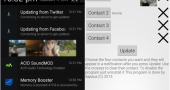 Contacts Notification