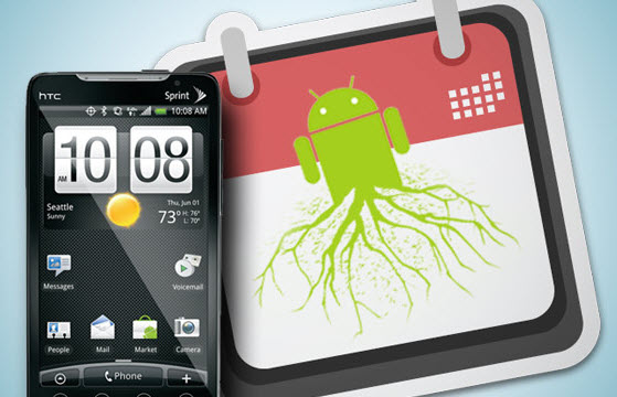 HTC EVO 4G How to Root HTC Evo 4G Smartphone