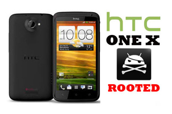 How to root HTC One X