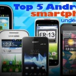 Best 5 Android Smartphones- Below 10,000 Rupees