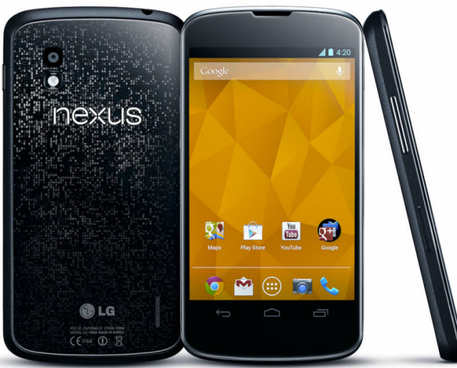 nexus 4 How to Fix Internal Storage if 16GB Reduce to 8 GB in Nexus 4