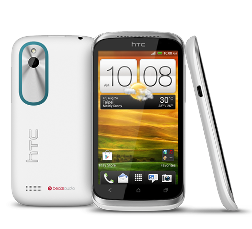 HTC Desire X Best Android Phones for 2013