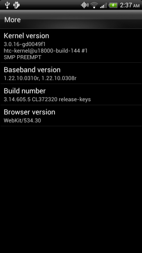How to Enable init.d on Stock Rooted Desire ROMS