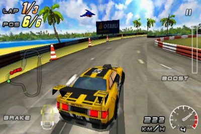 Raging Thunder 2 Top 10 Free Racing Games for Android