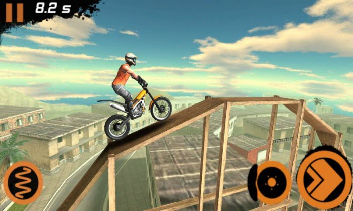 Trial Xtreme 2 Top 10 Free Racing Games for Android