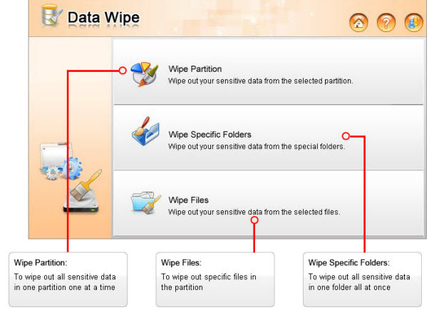 Wipe Datas1 How to Wipe Datas in Android Phone Before Selling