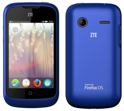 ZTE Open ZTE Open : First Firefox OS Smartphone   Features and Specs