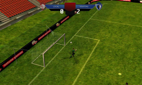 Premier Football Games Cup 3D