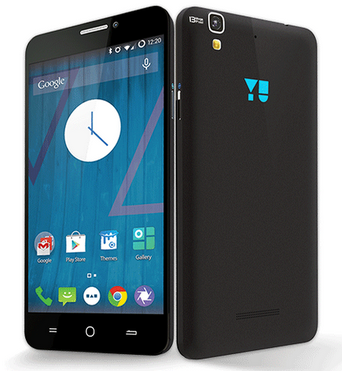 Micromax YUPHORIA ON ANDROID